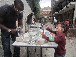 sculpture workshop1   5th October